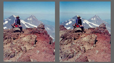 south sister stereo3p