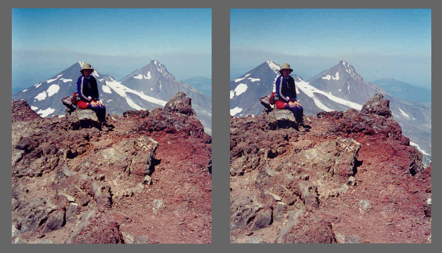 south sister stereo3x